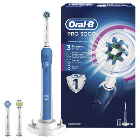 Oral-B PRO 3000 Cross Action