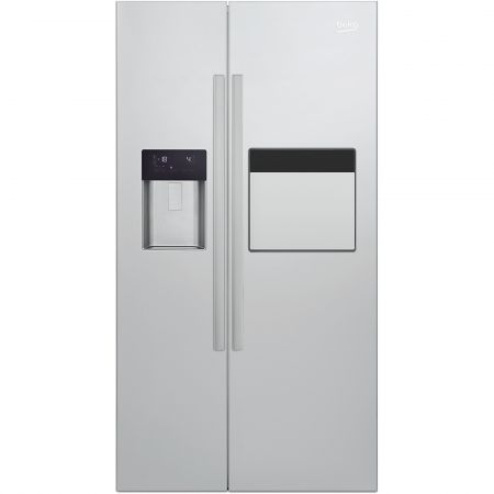 Side by side Beko GN162431ZX