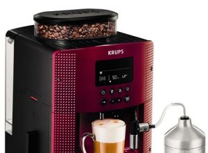 Espressor automat Krups Espresseria EA8165