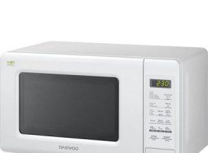 Cuptor cu microunde Daewoo KOR-6S2BW