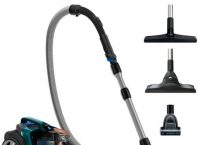 Aspirator fara sac Philips PowerPro Expert FC9744/09, TriActive+