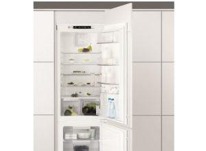 Combina frigorifica incorporabila No Frost Electrolux ENN2853COW