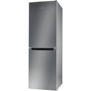 Combina frigorifica Indesit LI7 SN1E X