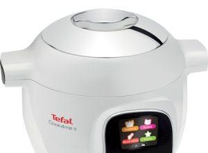 Multicooker inteligent cu gatire sub presiune Tefal Cook4Me CY851130