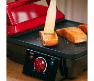 W Grill electric cu termostat, Home Vero review